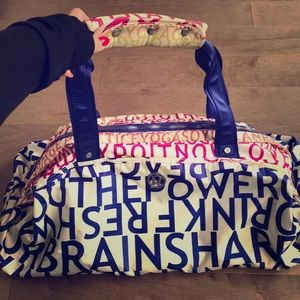 RARE Rainbow Lululemon Duffle Bag 🌈